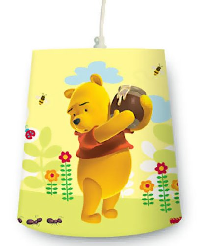 Winnie the pooh tapered ceiling lamp shade amazon lighting winnie the pooh tapered ceiling lamp shade aloadofball Images