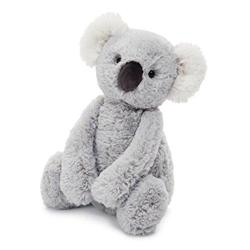 Jellycat Bashful Koala Stuffed Animal, Medium, 12 ()