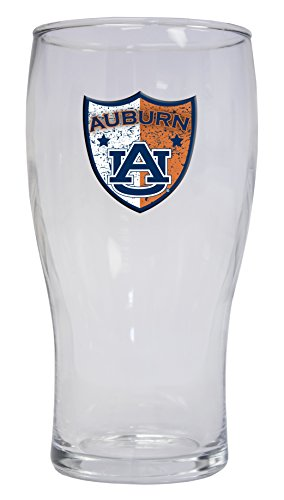 (Auburn Tigers 16 oz Pilsner Glass)