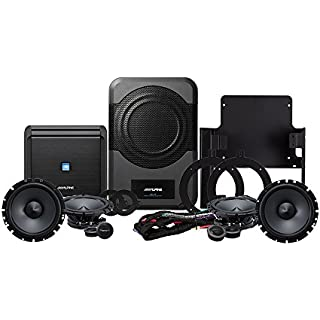 Discount Alpine Electronics PSS-21WRA Direct Fit Sound System