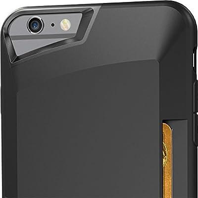 """iPhone 6 Plus Wallet Case - Vault Slim Wallet for iPhone 6 Plus (5.5"""") [VT6P]"""