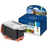 Samsung C210 - cartouches d'encre (Cyan, Magenta, Jaune, Standard, Samsung CJX-1050W, ISO/IEC 24712, Jet d'encre, Ampoule)
