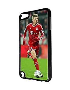 Ipod Touch 5th Fundas Case Toni Kroos / Ipod Touch 5th Generation Fundas Case Football Team Logo Fundas Case for Girl