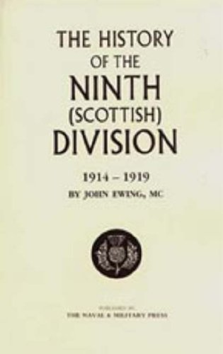 HISTORY OF THE 9TH (SCOTTISH) DIVISION ebook