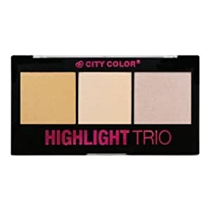 City Color Cosmetics Highlight Trio - New Shade Collection 1
