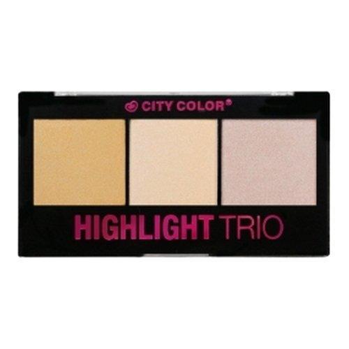 CITY COLOR Highlight Trio - 3 Shades