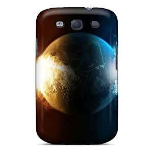 Fashion RGTCgyO4196uWRUJ Case Cover For Galaxy S3(two Sided Splash)