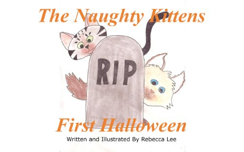 The Naughty Kittens First Halloween