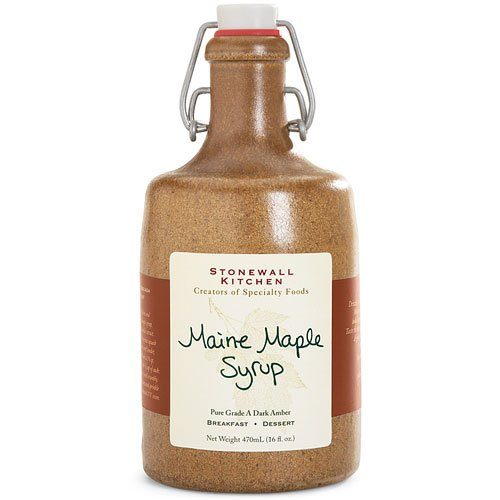 (Stonewall Kitchen Maine Maple Syrup, 16 Ounce)