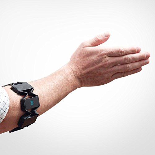 Myo Gesture Control Armband (Black)