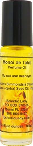 Monoi de Tahiti Perfume Oil, Small
