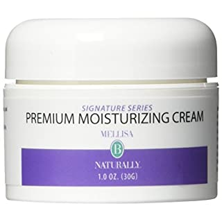 MELLISA B NATURALLY Signature Moisturizing Cream, 0.02 Pound