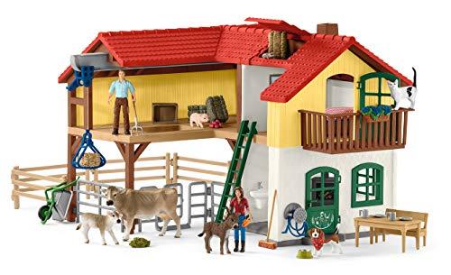 Schleich Large Farm House