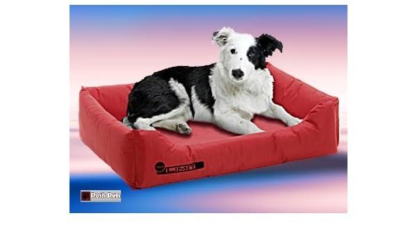 Cama para perro Karlie No Limit Revestimiento de teflón talla mediana/grande: Amazon.es: Productos para mascotas