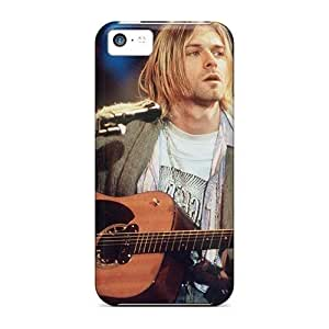 MMZ DIY PHONE CASEBumper Hard Phone Cover For iphone 6 4.7 inch With Allow Personal Design Trendy Nirvana Skin JacquieWasylnuk