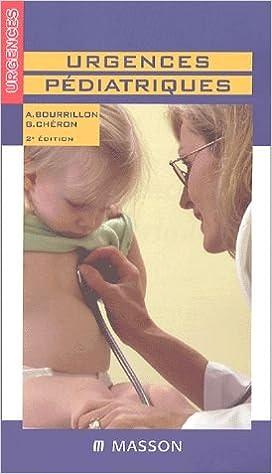 Télécharger en ligne Urgences pédiatriques pdf