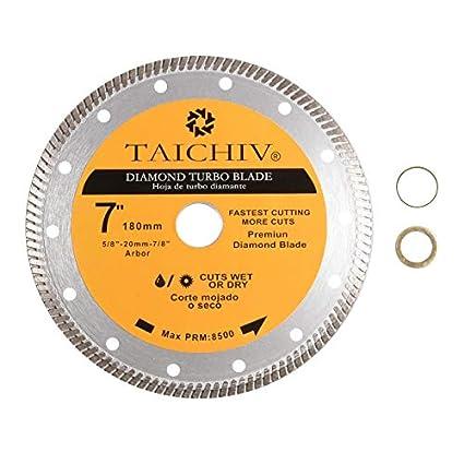 Amazon.com: TAICHIV - Hoja de sierra de diamante de alto ...