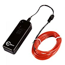 Esky® E15 EL Wire with Driver, 15ft (Red)