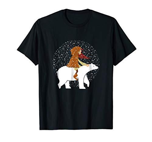 (Polar Bear Princess from East of the Sun, West of the Moon.)