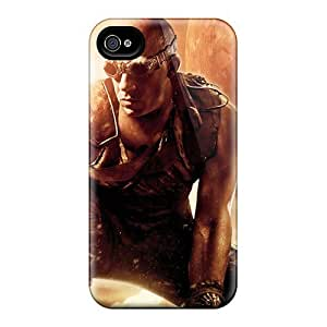 Case Cover Protector For Iphone 5/5s Vin Diesel Riddick Movie Case