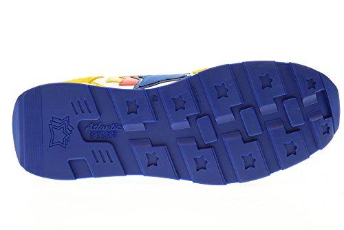 Precio Barato De Baja Venta Barata De Muchos Tipos De Atlantic Stars Scarpe Uomo Sneakers Basse Antares GBC 58B Giallo-celeste Escoger Una Mejor Venta En Línea jUuIVd