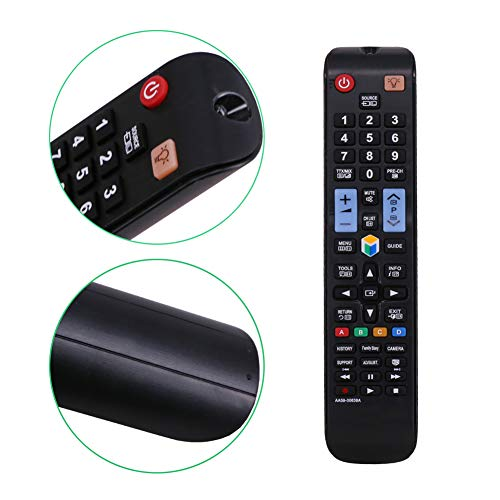 OMAIC Universal Smart TV Remote Control for Samsung Smart TV Remote, Fit for All Samsung Smart TV (Best Remote Control App For Samsung Smart Tv)