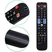 OMAIC Universal TV Smart Remote Control for Samsung LED LCD HDTV 3D Smart TV AA59 00638A AA59 00637A