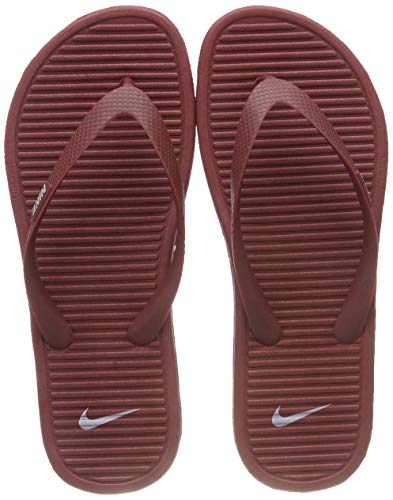 Chaussures Nike Red Plage Grey Wolf Ii 606 Rouge Piscine Solarsoft Pour Et Homme team De xI4nxa