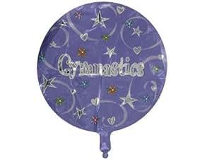 &Quot;Gymnastics&Quot; Mylar Balloon - Case of 72