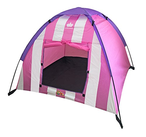 Kids Adventure Princess Dome Tent with Carrying Case, Pink