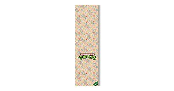 Amazon.com: Mob Skateboard Griptape Teenage Mutant Ninja ...