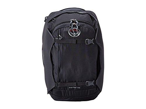 [オスプレー] Osprey レディース Porter 65 バックパック [並行輸入品] B01N7EQZYT ブラック