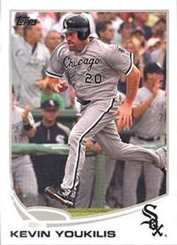 2013 Topps Mini #20 Kevin Youkilis White Sox MLB Baseball Card NM-MT