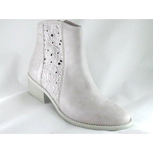 Marco Tozzi - Botas para mujer gris gris