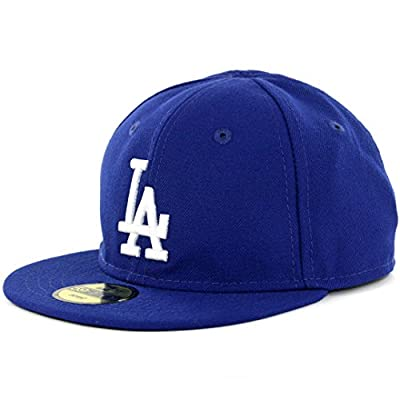 New Era 5950 My First AC Youth Los Angeles Dodgers Game Fitted Hat (Royal) Cap