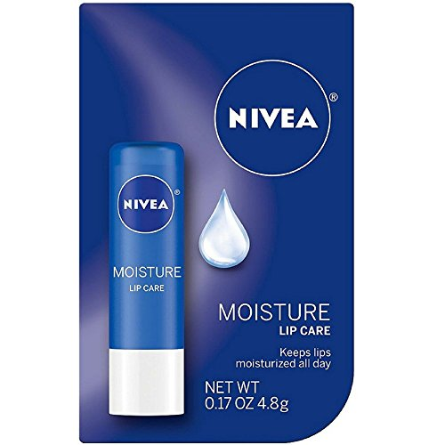 Nivea Essential Care Lip Balm - 8