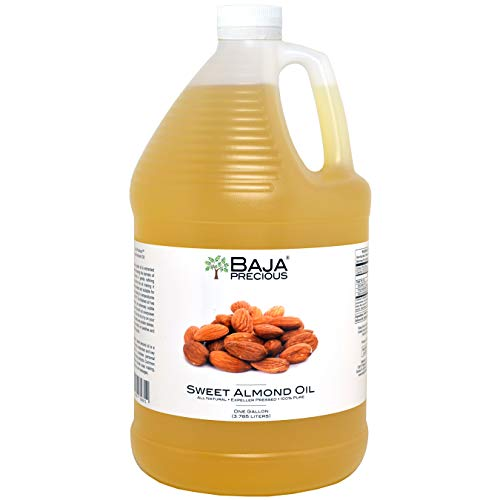 Precious Essentials Aromatherapy Soak - Baja Precious - Sweet Almond Oil, 1 Gallon