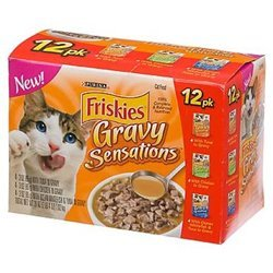 Friskies Cat Food 36 OZ