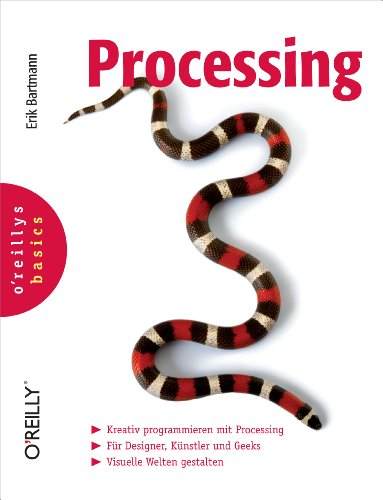 Download Processing (O'Reillys Basics) (German Edition) Pdf
