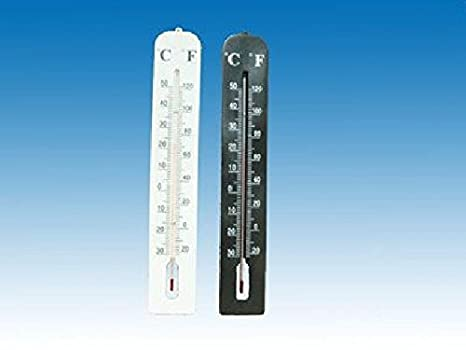 Raum Thermometer Innen Thermometer Außen Thermometer aus Kunststoff 10 Stück