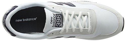 U396 Blanco Unisex Deporte white Zapatillas Balance De Adultos black New Para Clásico wHqSZcWzF