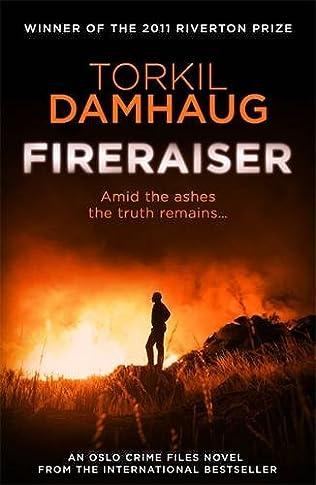book cover of Fireraiser