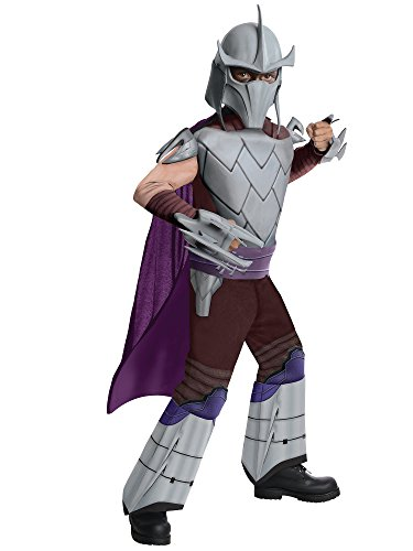(Rubies Teenage Mutant Ninja Turtles Deluxe Shredder Child)