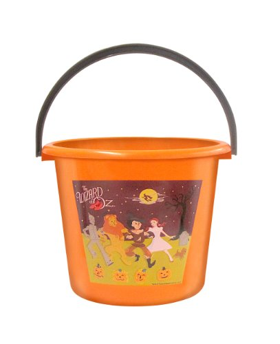 Rubies Wizard Of Oz Sand Or Trick-Or-Treat Pail (Dorothy Shoes From The Wizard Of Oz)