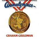 Animalympics (1980) - Original Soundtrack, Graham Gouldman OST LP/CD