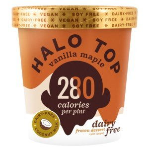Image Unavailable Not Available For Color Halo Top Dairy Free