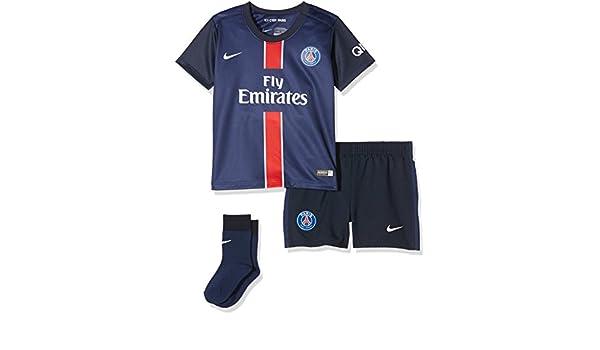 Nike PSG Home Infants Kit - Conjunto Deportivo para niños, Color ...
