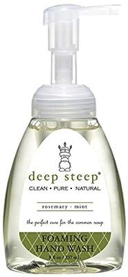 Deep Steep Foaming Hand Wash, 8oz