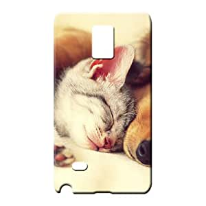 samsung note 4 cases durable New Arrival Wonderful cell phone carrying cases cat and dog