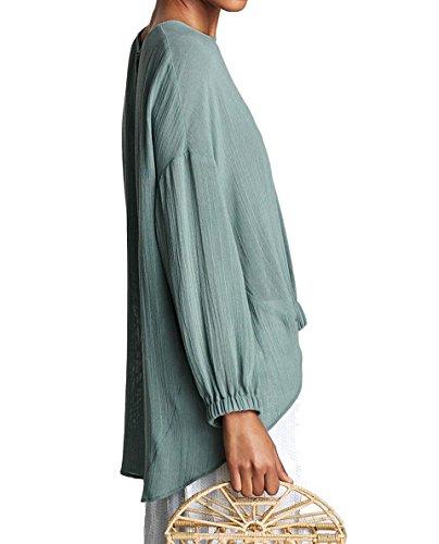 Zara Femme Top à Élastiques 4437/052